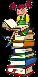 Předávání učebnic 1