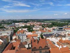 Školní výlet Plzeň